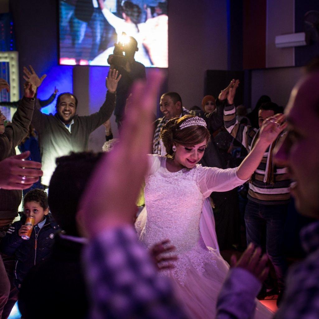 Wedding Dance At The Altar: Bride Left At Altar During Facebook Live Wedding