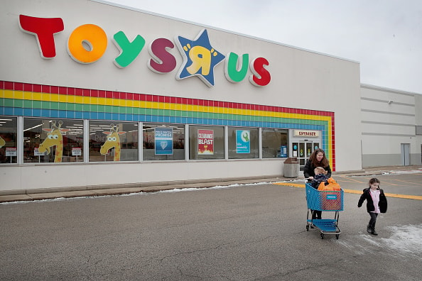 It S Official Toys R Us To Close Or Sell All Us Stores