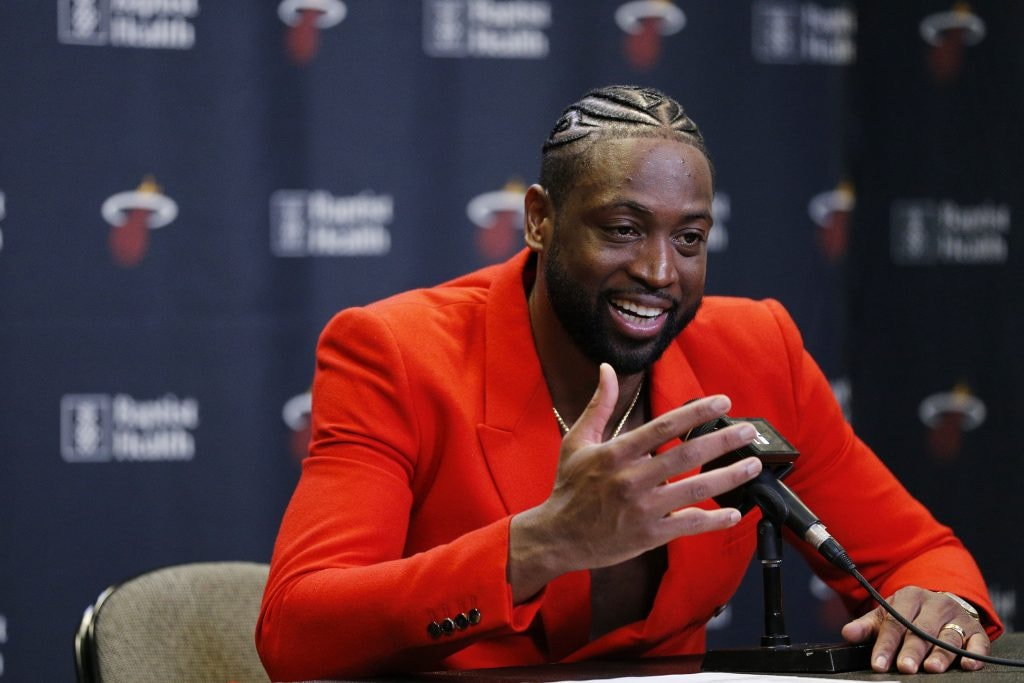 Watch Budweiser S Final Commercial For Dwyane Wade Is