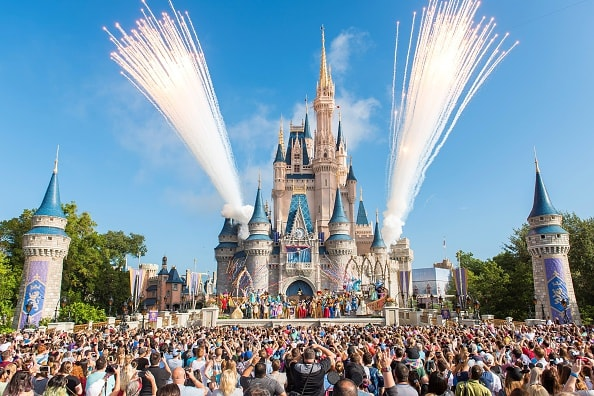 Disney World Will Close Early Tuesday For Hurricane Dorian