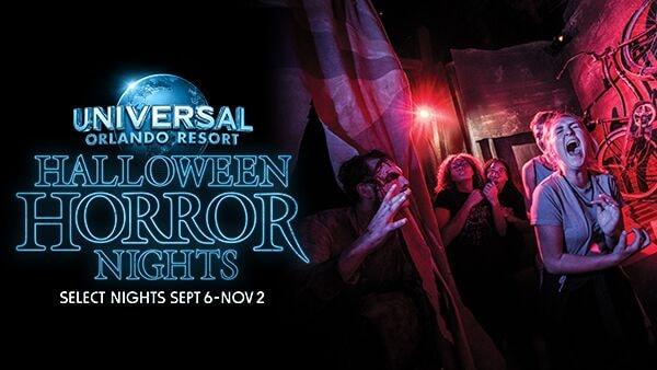 Halloween Horror Nights 2019 Poster.Win Universal Orlando S Halloween Horror Nights Tickets All